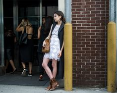 On the Street - West 37th Street, New York | THE STYLESEER
