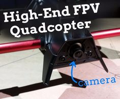 This Instructable will show you, in detail, how to build a high-quality quadcopter for flying FPV and recording aerial photos/videos.We all know humans can't fly. Our bones are far too dense and flapping our arms does not produce adequate lift to overcome the pull of gravity, but luckily we can use technology to give us the experience of flying. I'm not talking about flying in airplanes though, or a hang glider, or jumping out of airplanes, or using a zip line. We can actually use multirotor…