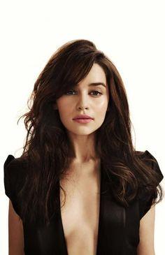 Emilia Clarke aka Danny