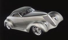 "Foose Design 1936 Ford Hardtop Convertible ""Impression"""