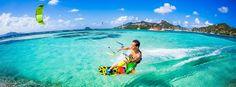 Jeremie Tronet Union Island, Grenadines #kitesurfing #kiteboarding #travel