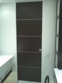 Palm Beach Condo contemporary interior doors