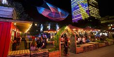 24 Insane Things You Must Do If You're Only Going To Be In Montreal For 24 Hours This Summer featured image Stuff To Do, Things To Do, Spectacle, You Must, Montreal, Fair Grounds, Canada, Night, City