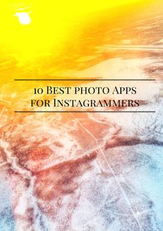 The key to having a popular Instagram account lies inbeautiful photos – andthekey to beautiful photos lies in using thebestphotography apps for Instagrammers. But what are they? Ever sin…