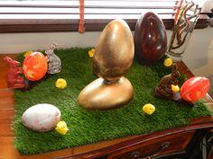 Photos de Pâques 2012. Par notre Chef Pâtissier.
