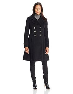 SALE PRICE $132.99 - Ivanka Trump Women's Wool Fit and Flare Check more at http://redpelicangifts.com/product/ivanka-trump-womens-wool-fit-and-flare/