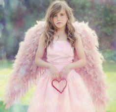 Pink angel by www.divasanddreams.com, via Flickr