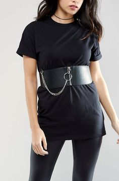ASOS Is Really Trying To Make The Corset Belt Happen