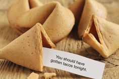 Best Workout Plans : 25 Weight Loss Mantras Nutritionists Swear By Personalized Fortune Cookies, Custom Fortune Cookies, Mantra, Love Eat, Chinese Restaurant, How To Make Homemade, Cookies Et Biscuits, Best Weight Loss, Healthy Weight