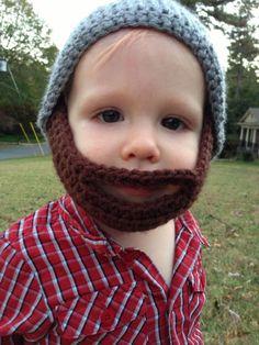 4fb7e7aabb6 63 Best crocheted beards images