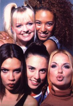 Who doesn't love the Spice Girls?