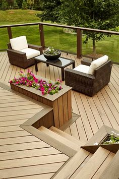 Order Samples of Our Composite Decking Railing TimberTech Patio Deck Designs, Patio Design, Garden Design, Outdoor Rooms, Outdoor Living, Outdoor Furniture Sets, Outdoor Decor, Outdoor Ideas, Diy Deck