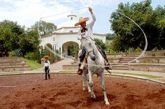 La Charrería, Patrimonio Cultural Inmaterial de la Humanidad - http://www.notimundo.com.mx/mexico/la-charreria-patrimonio-de-la-humanidad/