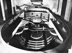 El Lissitzky, Model for Sergei Tretyakov's I want a child, for Meyerhold's Unrealized Production, 1929 Stage Design, Set Design, Cover Design, Russian Constructivism, I Want A Baby, Russian Avant Garde, Avant Garde Artists, Arch Model, Stage Set