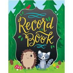 Woodland Friends Record Book, CTP1963