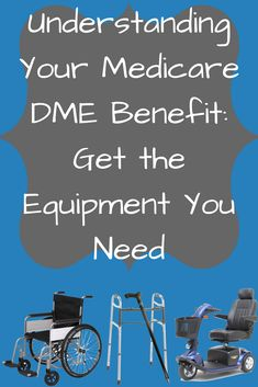 How does Medicare cover Durable Medicare Equipment? Find out here. Preparing For Retirement, Retirement Advice, Retirement Planning, Social Security Benefits, Health Insurance Coverage, Aging In Place, Interesting Information, Ageing, Caregiver