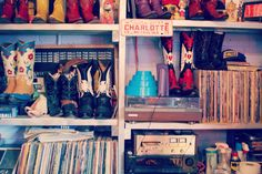 The Rat's Nest vintage store-NoDa/Charlotte