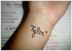 small word tatoos
