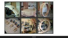Make epic cat wheel