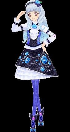Gothic Rose Coord - Shirogane Lily