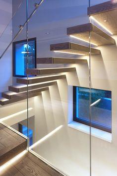 Luxury 'smart' villa boasting eco-chic design, Prague - Adelto