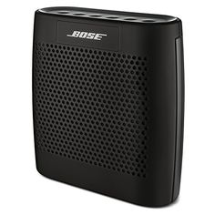 PRODUCT DETAILS : If music is your motivation, wait until you hear the Bose Sound Link Color Bluetooth speaker. It plays your favorite tunes from your favorite Bluetooth device—out loud [ ]