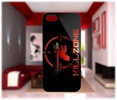 Killzone Killzone iPhone cases 4/4S Case iPhone 5 Case Samsung Galaxy S2/S3/S4 Cases Blackberry Z10 Case