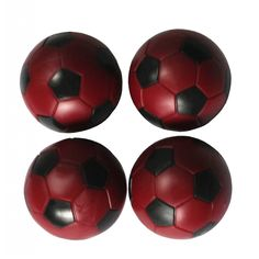 Find More Soccer Tables Information about 4 pcs Red babyfoot  Table Foosball balls soccer Table balls Mini football ball 31mm/32mm/36mm,High Quality football ball soccer,China ball powder Suppliers, Cheap ball bouncy from FURY Billiards Outlet on Aliexpress.com