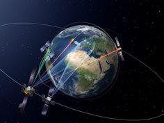 Cuando la red quede desplegada, actuará de intermediaria entre los satélites de órbita baja y la Tierra, mejorando sustancialmente la conectividad de aquéllos.