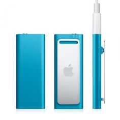 this is the first ipod that i bought, just because it's Blue! <3