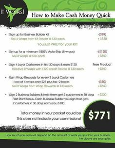 Need Some Help! making cash quick?