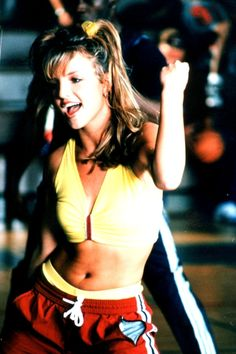 Britney Spears' Sexiest Music Video Looks - Baby one more time Britney Spears Outfits, Britney Spears Young, Britney Spears 2000, Baby One More Time, 00s Mode, 90s Grunge Hair, Melissa Joan Hart, Moda Outfits, Hollywood Actresses