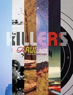 the killers band, favorit music, thekillers, killer album, brandon flowers quote, the killers album, favorit band, thing, eye