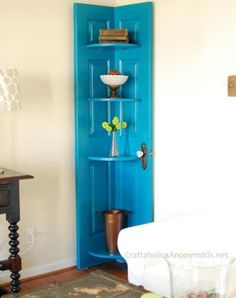 reuse old doors