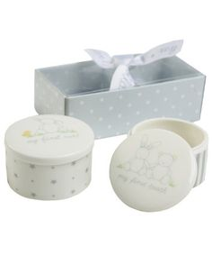 Mothercare Unisex Teeth and Curl Boxes