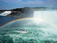 Maid of the Mist ~ Niagra Falls.