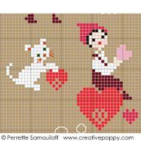 creative-poppy-patterns.com/perrette-samouiloff-pere-noel-tres-occupe - Buscar con Google