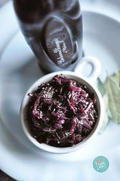 Kardamonovy: Konfitura z czerwonej cebuli i octu balsamicznego