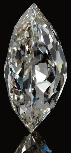 The Beau Sancy - a 34.98 carat a modified pear double rose-cut diamond previously owned by the royal family of Prussia.