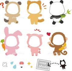 Easy Doodles Drawings, Simple Doodles, Creative Cv Template, Overlays Cute, Doodle People, Note Doodles, Planets Wallpaper, Baby Room Diy, Cute Frames