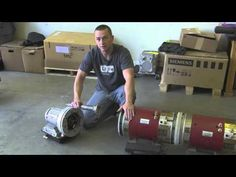 ▶ Dual Motor Electric Vehicle Drivetrain With Powerglide 2 Speed Transmission Walkthrough by EV West - YouTube