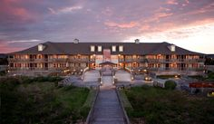 Sanderling Inn Resort Outer Banks North Carolina Beach Wedding Location