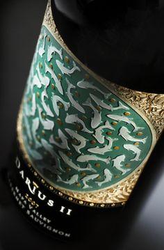 Darius II  wine / vinho / vino mxm