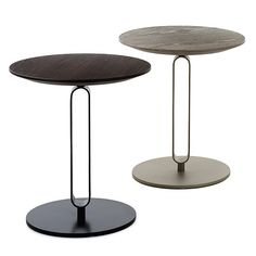 Alfred end table Bontempi is the latest collection of modern coffee tables and side tables introduced by this famous Italian furniture manufacturer.