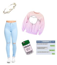 """"""""""" by chinglesskinnycow on Polyvore featuring Cult Gaia, women's clothing, women, female, woman, misses and juniors"""