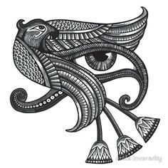 Egyptian Symbol Protection Tattoo | This is how I roll....