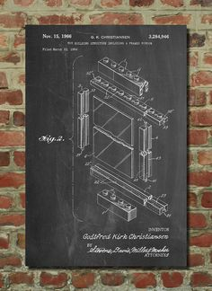 Lego Structure Poster, Lego Structure Patent, Lego Structure Print, Lego Structure Art, Lego Structure Decor, Lego Structure Wall Art