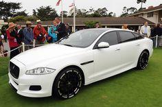 Car Audio System And Modifications: 2010 Jaguar XJ 75 Platinum Concept car WALLPAPERS