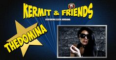 Who is the mysterious Domena? Also…Should Spreecast change its name to RhondaCast? Poll results and more!! http://kermitandfriends.com/kermit-and-friends-episode-037-domena/