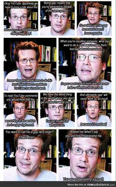 Good Guy John Green